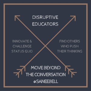 Disruptive Educators (1)