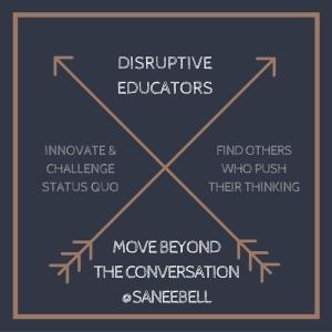 Disruptive Educators (1)